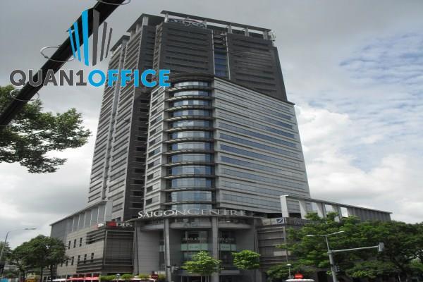 văn phòng cho thuê quận 1 - cao ốc  SAIGON CENTRE TOWER