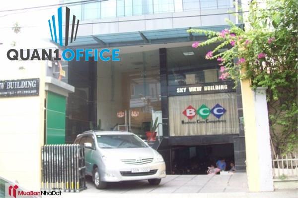 văn phòng cho thuê quận 1 - cao ốc SKY VIEW
