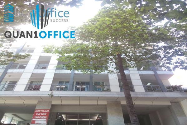 văn phòng cho thuê quận 1 - cao ốc GOLDEN SEA BUILDING 2